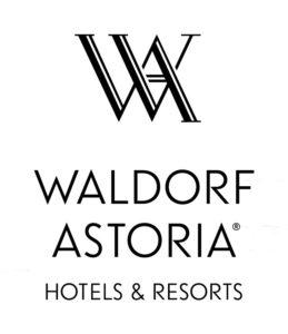 Logo for Waldorf Astoria