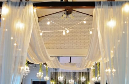 Stage & Event FR Drapes & Fabrics