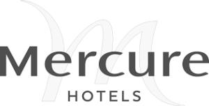 Logo for Mercure Hotels