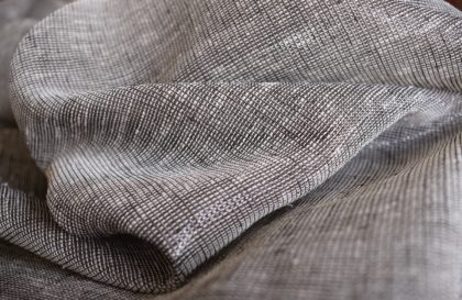 Linen and Cotton Look Contract FR Sheers